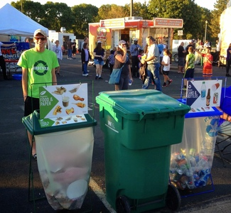 Help Eagan Fun Fest Go Green!